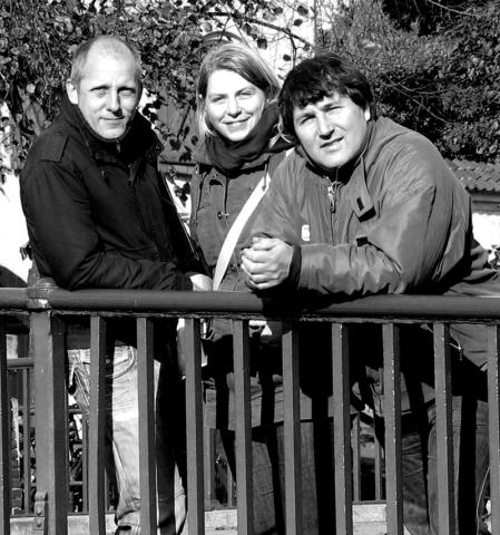 Triptychon in Triobesetzung 2008